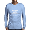 MATH TEACHER BY DAY WORLDS GREATEST DAD BY NIGHT Mens Long Sleeve T-Shirt