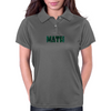 MATH Womens Polo