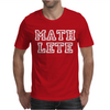 Mathlete Slogan Mens T-Shirt