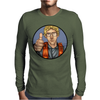 MATT The Radar Technician - Adam Driver SNL Star Wars Mens Long Sleeve T-Shirt