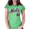 Matz 32 Womens Fitted T-Shirt