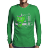 Maximum Overdrive Truck Movie Mens Long Sleeve T-Shirt