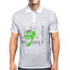 Maximum Overdrive Truck Movie Mens Polo