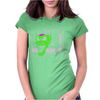 Maximum Overdrive Truck Movie Womens Fitted T-Shirt