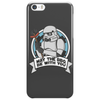 May the BBQ be with you Phone Case