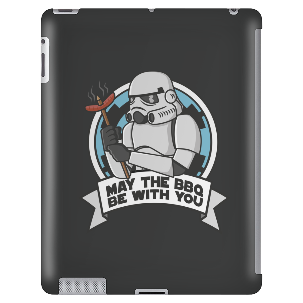 May the BBQ be with you Tablet