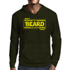 May The Beard Be With You. Mens Hoodie