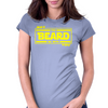 May The Beard Be With You. Womens Fitted T-Shirt