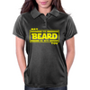 May The Beard Be With You. Womens Polo
