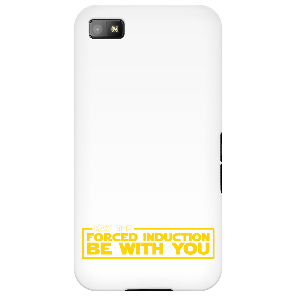 May the Forced Induction be With You Phone Case