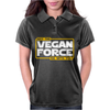 May the Vegan Force be with you Womens Polo