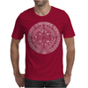 Mayan Aztec Mythical Calendar 2012 Doomsday Mens T-Shirt