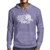 Maybe We Don't Believe In You Unicorn Mens Hoodie