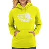Maybe We Don't Believe In You Unicorn Womens Hoodie