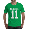 McCall_11_T_Shirt_Tee_Tshirt_Teenwolf Mens T-Shirt