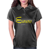 McDonald's Ewww Funny Womens Polo