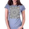 MD - Mandala 01 Womens Fitted T-Shirt