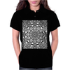 MD - Mandala 01 Womens Polo