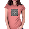 MD - Mandala 02 Womens Fitted T-Shirt
