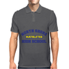 Mean Girls - North Shore High School Mens Polo