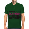 Mean Girls - Personally Victimized By Regina George Mens Polo