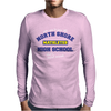 Mean Girls - Social Suicide Mens Long Sleeve T-Shirt
