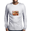 Meat likes me Mens Long Sleeve T-Shirt