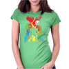 Mechanical Friend Womens Fitted T-Shirt