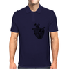 Mechanical Heart Mens Polo