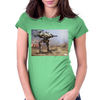 Mechanized Womens Fitted T-Shirt