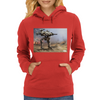 Mechanized Womens Hoodie