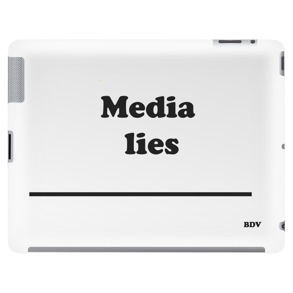 Media Lies || Tablet (horizontal)