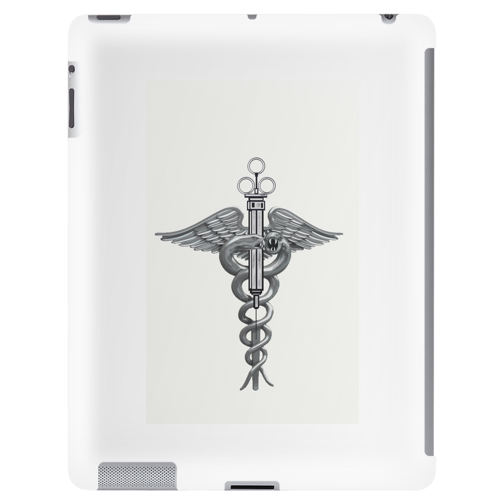 Medical Logo  cell and tablet Tablet
