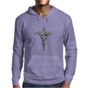 Medical Logo Transparent Background Mens Hoodie