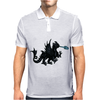 Medieval Night Fury Mens Polo