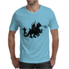 Medieval Night Fury Mens T-Shirt