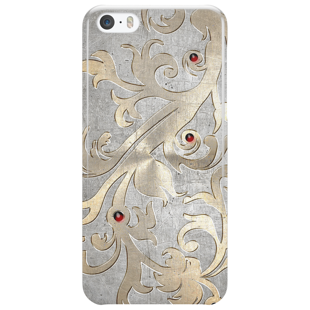 Medieval ornament Phone Case