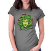 Medusa by Yobeeno Womens Fitted T-Shirt