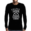 Meet The Lord Mess With My Daughter Mens Long Sleeve T-Shirt