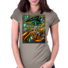 Mega Charizard X vs Y Womens Fitted T-Shirt