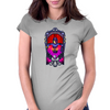 Mega Damage Womens Fitted T-Shirt