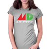 Mega Drive Tribute Japanese Unisex Womens Fitted T-Shirt