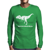 Megalosaurus Dinosaur Mens Long Sleeve T-Shirt