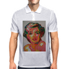 Melancholic Marilyn Mens Polo
