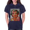 Melancholic Marilyn Womens Polo
