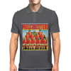 Melchester Rovers, Ideal Gift Or Birthday Present Mens Polo