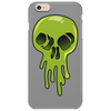Melting Acid Skull Phone Case