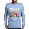 Melvins Houdini Mens Long Sleeve T-Shirt