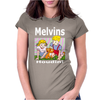 Melvins Houdini Womens Fitted T-Shirt