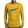 Member of the World Mens Long Sleeve T-Shirt